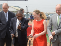 Koudijs starts building a compound animal feed factory in Ghana